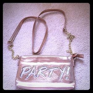 Light up crossbody purse